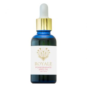 Royale SA pomegranate seed oil scented with Neroli