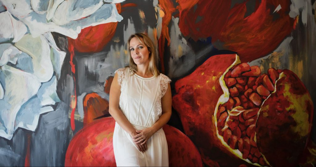 Izette Dreyer - Produced with passion and perseverance