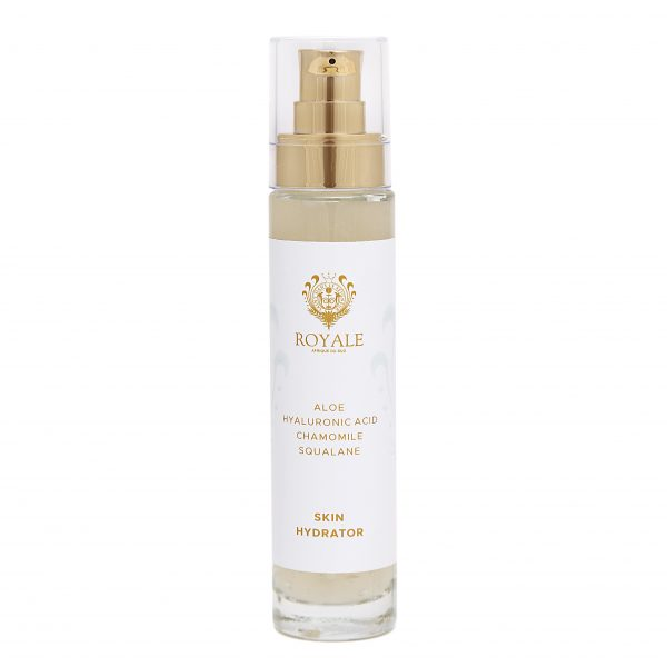 Hyaluronic Acid and Aloe Skin Hydrator 50ml Online - Natural Beauty Products - Cape Town - Royale Afrique De Sud