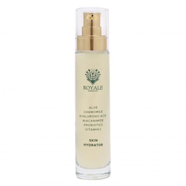 Hyaluronic Acid and Aloe Skin Hydrator 50ml Online - Natural Beauty Products - Cape Town - Royale Afrique De Sud2